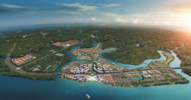 Bất động sản sinh thái phía Đông Sài Gòn, sân chơi mới của giới đầu tư - Ảnh 1.