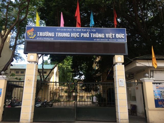 Review 15 trường cấp 3 xuất sắc ở Hà Nội: Nếu vẫn đang đau đầu vì con đỗ nhiều trường, bố mẹ hãy đọc ngay để tìm được trường ưng ý cho con - Ảnh 11.