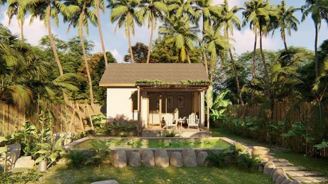 Nhà vườn dân dã nơi thôn quê, nơi mơ ước của giới nhà giàu - Ảnh 11.