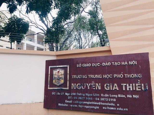 Review 15 trường cấp 3 xuất sắc ở Hà Nội: Nếu vẫn đang đau đầu vì con đỗ nhiều trường, bố mẹ hãy đọc ngay để tìm được trường ưng ý cho con - Ảnh 13.