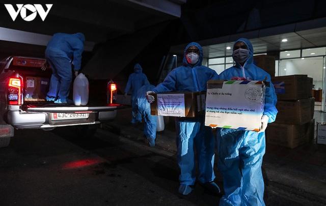 Ảnh: Toàn cảnh Bệnh viện dã chiến Tiên Sơn trước giờ kích hoạt - Ảnh 21.