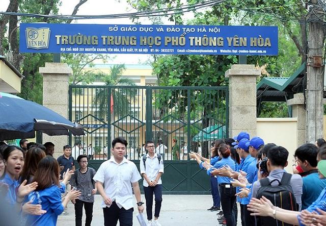 Review 15 trường cấp 3 xuất sắc ở Hà Nội: Nếu vẫn đang đau đầu vì con đỗ nhiều trường, bố mẹ hãy đọc ngay để tìm được trường ưng ý cho con - Ảnh 10.