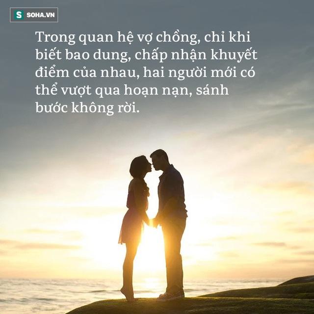 Đức Phật nói, chỉ khi làm được 1 việc này, các cặp vợ chồng mới có thể vượt qua hoạn nạn, bên nhau trọn đời - Ảnh 2.