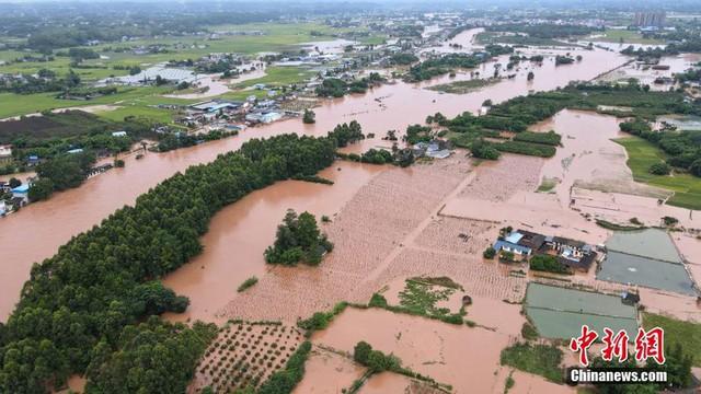 Trung Quốc: 219 người thiệt mạng và mất tích do mưa lũ - Ảnh 1.