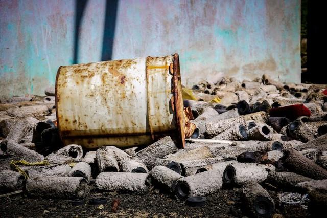 Cảnh hoang tàn tại trung tâm giống chăn nuôi đầu tư gần 20 tỷ đồng - Ảnh 11.