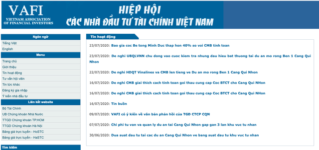 Cảng Quy Nhơn (QNP): Thay đổi kế hoạch niêm yết HoSE sau hàng loạt phản ánh bất thường từ cổ đông và VAFI liên quan đến tổng vốn đầu tư dự án - Ảnh 1.