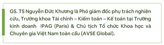 """GS.TS Nguyễn Đức Khương: Ứng xử với dịch bệnh phải kiên quyết nhưng để khôi phục kinh tế thì phải linh hoạt và """"sống chung với dịch"""" - Ảnh 1."""