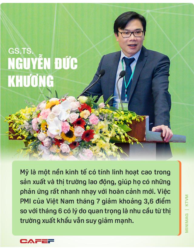 """GS.TS Nguyễn Đức Khương: Ứng xử với dịch bệnh phải kiên quyết nhưng để khôi phục kinh tế thì phải linh hoạt và """"sống chung với dịch"""" - Ảnh 3."""