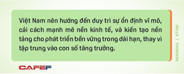 """GS.TS Nguyễn Đức Khương: Ứng xử với dịch bệnh phải kiên quyết nhưng để khôi phục kinh tế thì phải linh hoạt và """"sống chung với dịch"""" - Ảnh 9."""