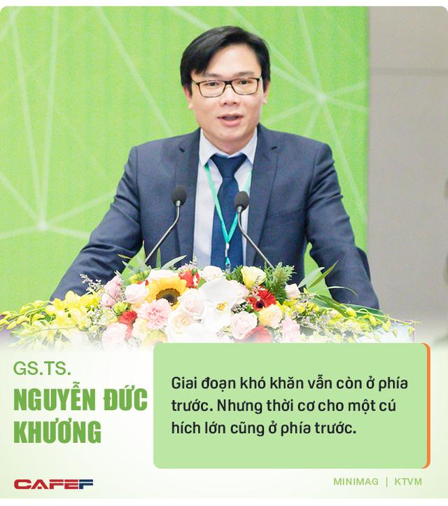 """GS.TS Nguyễn Đức Khương: Ứng xử với dịch bệnh phải kiên quyết nhưng để khôi phục kinh tế thì phải linh hoạt và """"sống chung với dịch"""" - Ảnh 10."""
