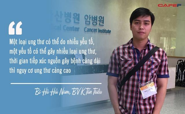 Việt Nam có tỷ lệ tử vong ở người mắc ung thư cao hàng đầu châu Á, bác sĩ viện K chỉ rõ nguyên nhân hàng đầu gây ra căn bệnh tử thần - Ảnh 1.