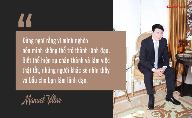 Chuyện chưa kể về tỷ phú giàu thứ 2 Philippines: Tuổi thơ nghèo khổ, vừa học vừa bán cá tới lúc thành ông trùm vẫn chỉ đi xe bình dân - Ảnh 5.
