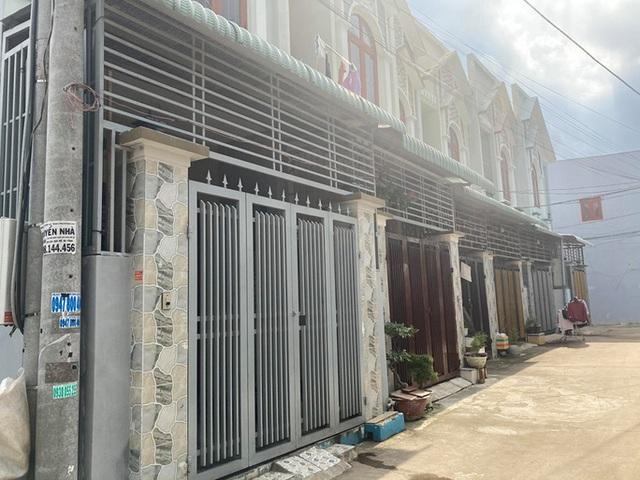 Biên Hòa: 35 căn nhà liền kề xây trái phép tồn tại hơn 1 năm - Ảnh 2.