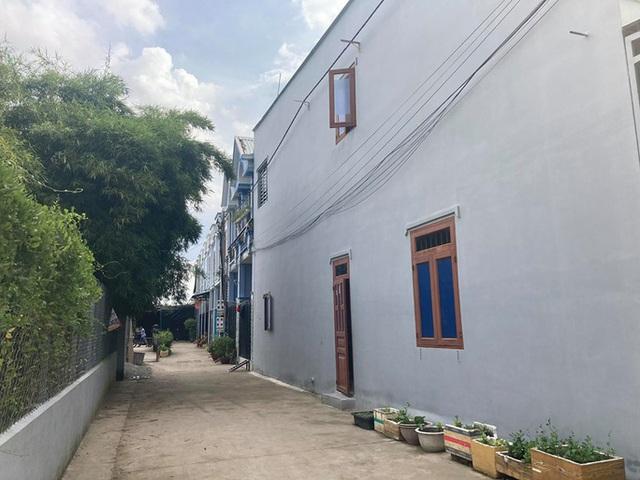 Biên Hòa: 35 căn nhà liền kề xây trái phép tồn tại hơn 1 năm - Ảnh 3.