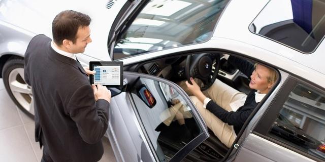9 cách kiếm tiền của sale ô tô: Hóa ra bán xe có thể không phải thu nhập chính - Ảnh 6.