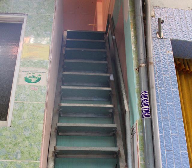 Khu nhà ổ chuột độc nhất tại trung tâm Sài Gòn - Ảnh 2.