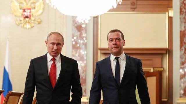 Thu nhập quan chức Nga năm 2019: Tổng thống Putin 3 tỉ đồng, Thủ tướng 5,8 tỉ đồng - Ảnh 2.
