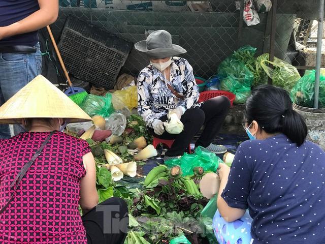 Măng rừng vào mùa tươi ngon, ngập tràn chợ Hà Nội - Ảnh 5.