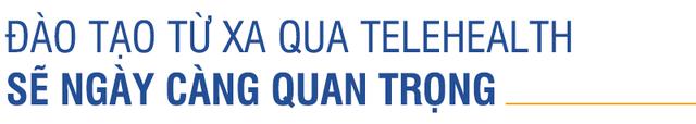 PGS.TS.BS. Nguyễn Sinh Hiền: Telehealth là cuộc cách mạng - Ảnh 3.