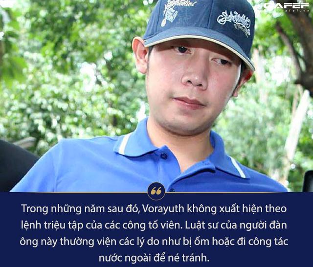 Tông xe chết cảnh sát nhưng vẫn nhởn nhơ ngoài vòng pháp luật, thiếu gia nhà Red Bull khiến người Thái phẫn nộ - Ảnh 4.