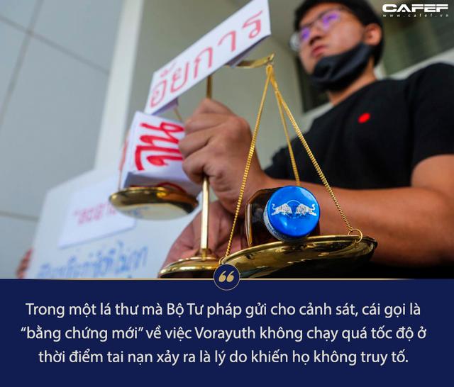 Tông xe chết cảnh sát nhưng vẫn nhởn nhơ ngoài vòng pháp luật, thiếu gia nhà Red Bull khiến người Thái phẫn nộ - Ảnh 6.