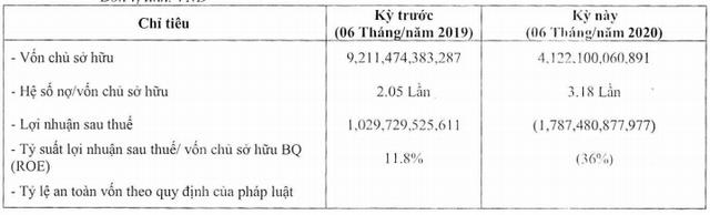 Công ty chủ quản hệ thống Vinmart và Vinmart+ báo lỗ 1.787 trong nửa đầu năm 2020 - Ảnh 1.