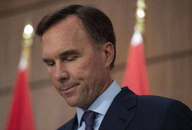 Bộ trưởng Tài chính Canada từ chức vì mâu thuẫn với Thủ tướng Trudeau giữa đại dịch Covid-19 - Ảnh 1.