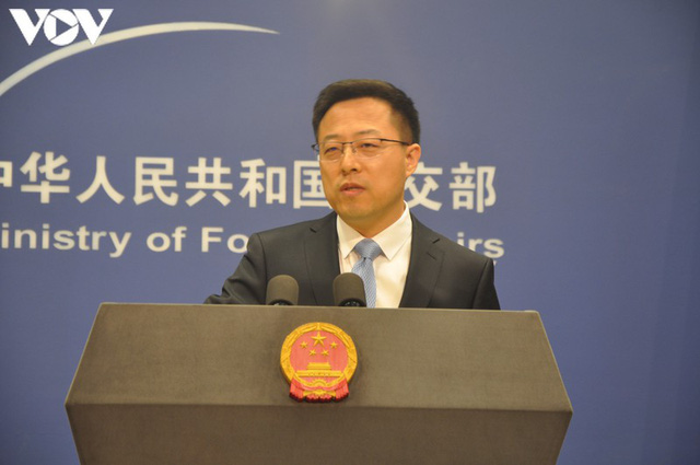 Trung Quốc tiếp tục yêu cầu Canada thả ngay bà Mạnh Vãn Chu - Ảnh 1.