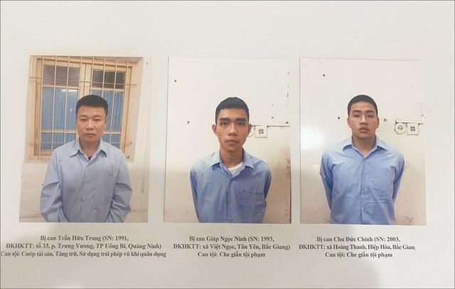 Truy tố đối tượng cướp Ngân hàng Techcombank chi nhánh Sóc Sơn - Ảnh 1.