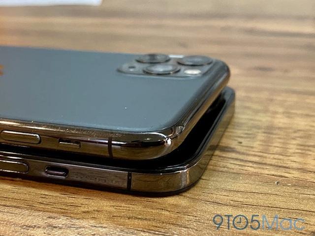 iPhone 12 tiếp tục rò rỉ hình ảnh, mang vóc dáng giống iPhone 4? - Ảnh 11.