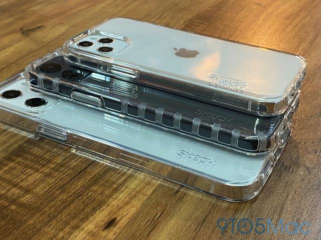 iPhone 12 tiếp tục rò rỉ hình ảnh, mang vóc dáng giống iPhone 4? - Ảnh 7.