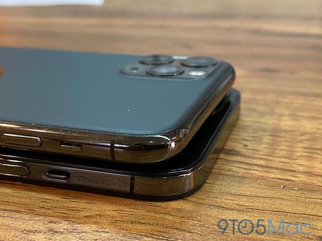 iPhone 12 tiếp tục rò rỉ hình ảnh, mang vóc dáng giống iPhone 4? - Ảnh 8.