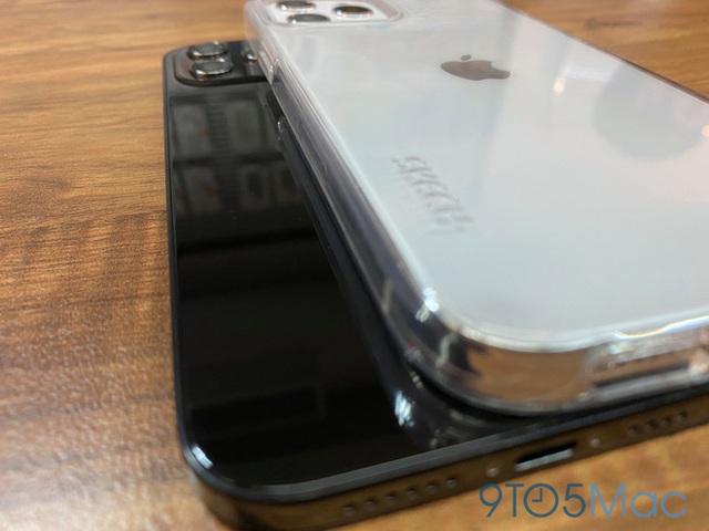 iPhone 12 tiếp tục rò rỉ hình ảnh, mang vóc dáng giống iPhone 4? - Ảnh 10.