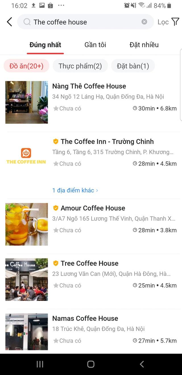 Vì đâu The Coffee House quyết không bán hàng trên GrabFood như Phúc Long, Starbucks, nhưng lại xuất hiện trên app MoMo, LoShip?  - Ảnh 1.