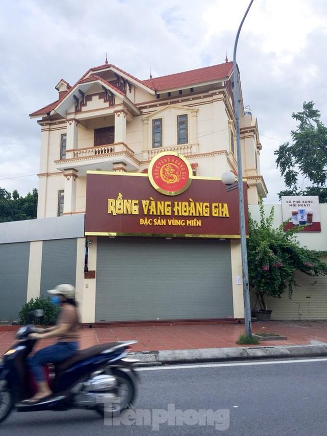 Thủ phủ bánh đậu xanh Hải Dương cửa đóng then cài vì dịch COVID 19 - Ảnh 2.