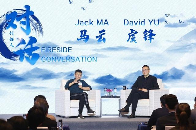 Nữ tỷ phú xinh đẹp nằm top giàu nhất Trung Quốc hoá ra từng là cánh tay phải đắc lực cho Jack Ma, thành tích đằng sau khiến ai nấy đều kính nể - Ảnh 1.