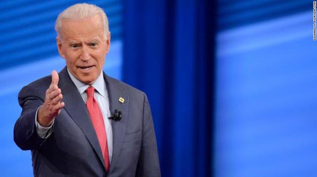 Ông Joe Biden chính thức được đề cử là ứng viên Tổng thống của đảng Dân chủ - Ảnh 1.
