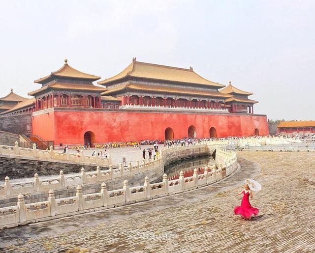 """""""Nín thở"""" trước 5 công trình đạt kỷ lục thế giới ở Trung Quốc, chỗ nào cũng khiến du khách kinh ngạc vì độ hoành tráng - Ảnh 16."""