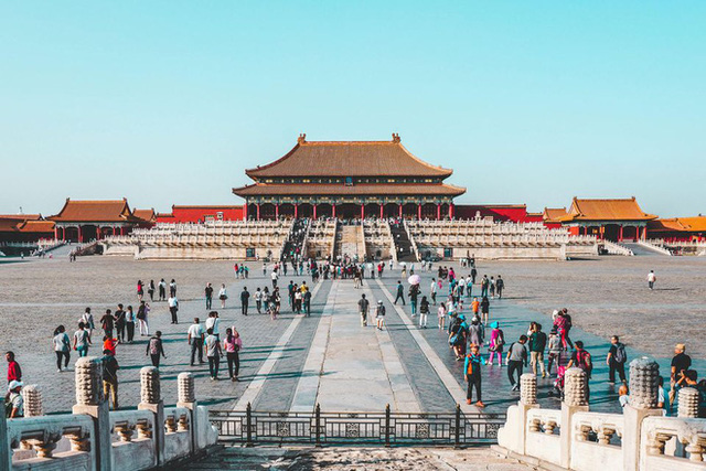 """""""Nín thở"""" trước 5 công trình đạt kỷ lục thế giới ở Trung Quốc, chỗ nào cũng khiến du khách kinh ngạc vì độ hoành tráng - Ảnh 17."""