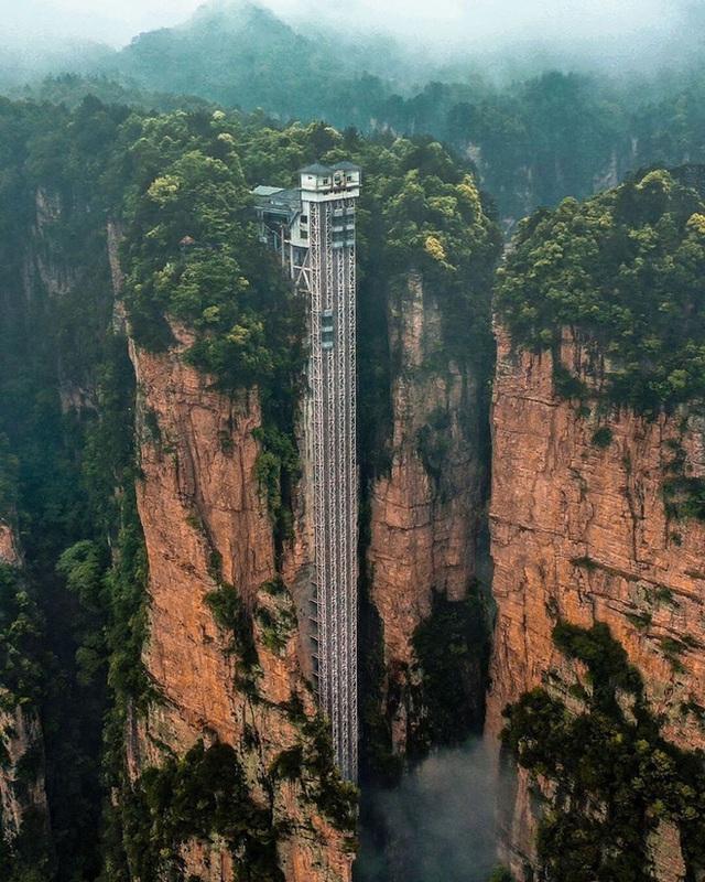 """""""Nín thở"""" trước 5 công trình đạt kỷ lục thế giới ở Trung Quốc, chỗ nào cũng khiến du khách kinh ngạc vì độ hoành tráng - Ảnh 3."""