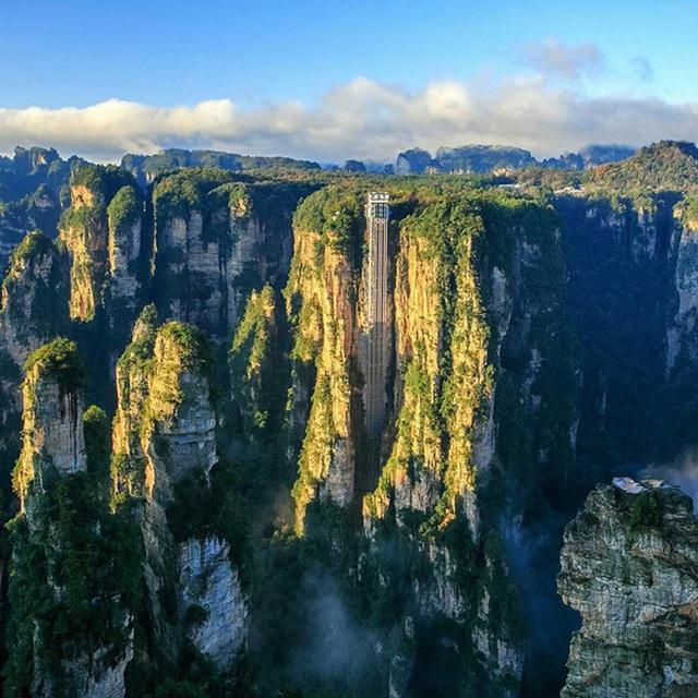 """""""Nín thở"""" trước 5 công trình đạt kỷ lục thế giới ở Trung Quốc, chỗ nào cũng khiến du khách kinh ngạc vì độ hoành tráng - Ảnh 4."""