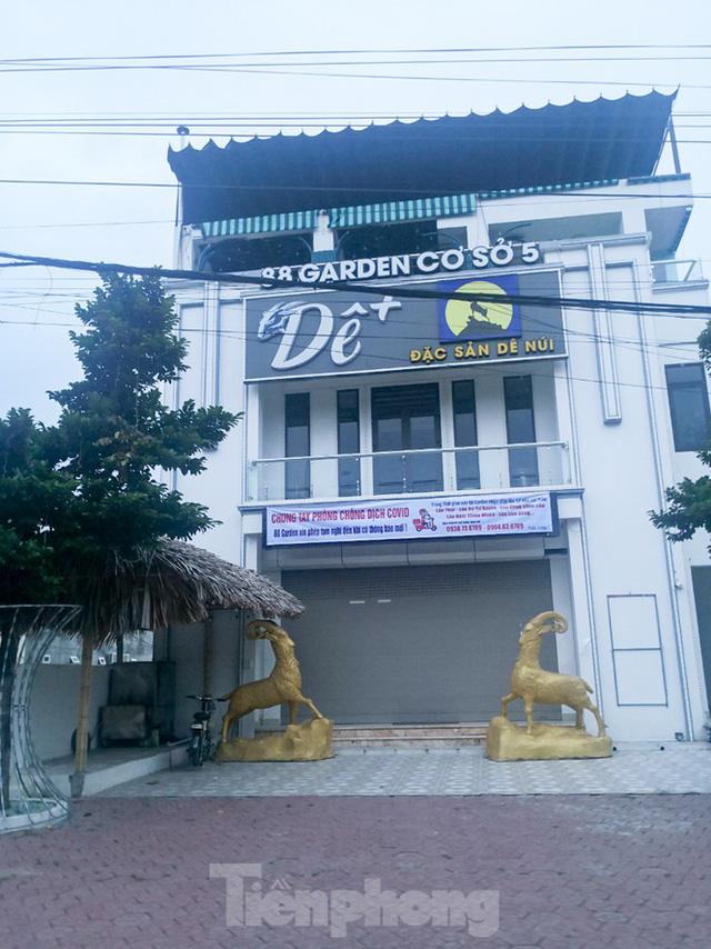 Thủ phủ bánh đậu xanh Hải Dương cửa đóng then cài vì dịch COVID 19 - Ảnh 5.