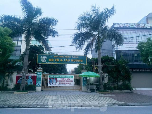 Thủ phủ bánh đậu xanh Hải Dương cửa đóng then cài vì dịch COVID 19 - Ảnh 6.