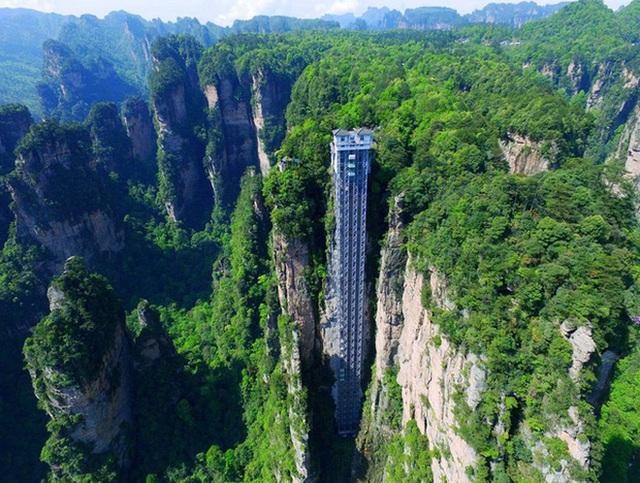 """""""Nín thở"""" trước 5 công trình đạt kỷ lục thế giới ở Trung Quốc, chỗ nào cũng khiến du khách kinh ngạc vì độ hoành tráng - Ảnh 6."""