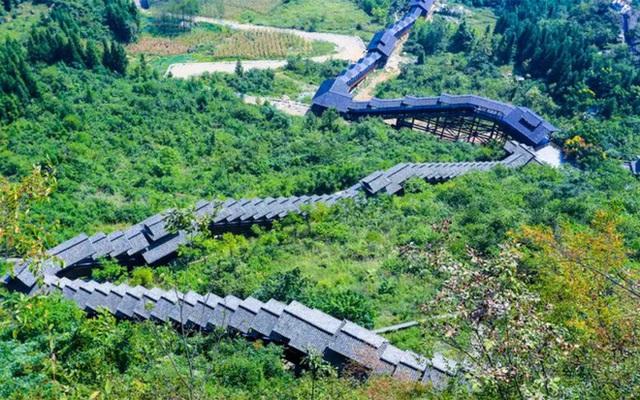 """""""Nín thở"""" trước 5 công trình đạt kỷ lục thế giới ở Trung Quốc, chỗ nào cũng khiến du khách kinh ngạc vì độ hoành tráng - Ảnh 7."""