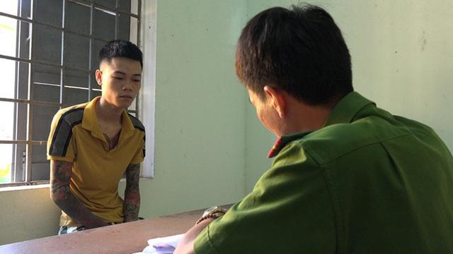 """Bắt 2 đối tượng từ Thanh Hóa vào Bình Định cho vay lãi suất """"cắt cổ""""  - Ảnh 2."""