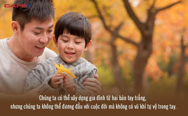Thư cha gửi con nhân ngày trưởng thành khiến ai ai cũng phải suy ngẫm: Đừng cầu mong sống lâu trăm tuổi, hãy ước mình có thể tận hưởng trọn vẹn cuộc sống này - Ảnh 4.