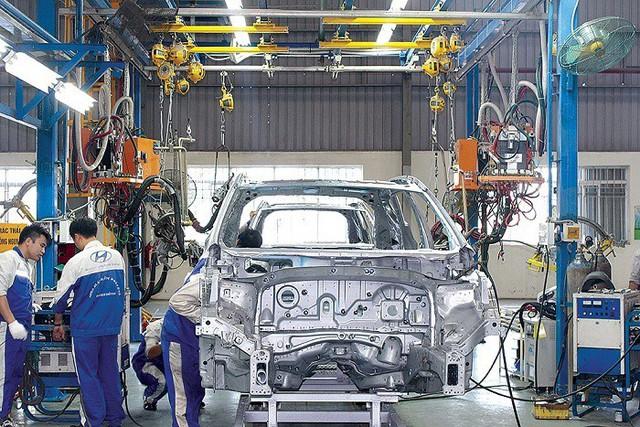Gia hạn nộp thuế tiêu thụ đặc biệt đối với ô tô sản xuất, lắp ráp trong nước - Ảnh 1.