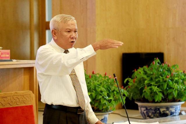 Kỷ luật hàng loạt lãnh đạo sở, ngành Khánh Hòa - Ảnh 1.