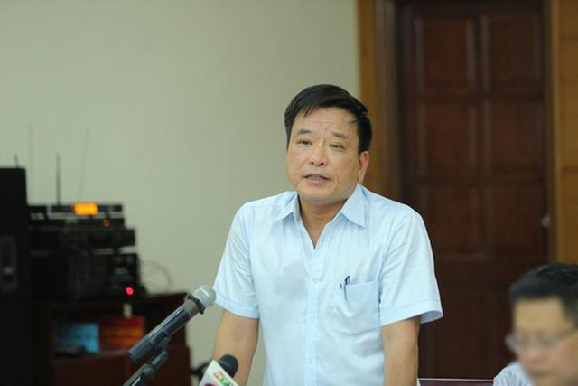 Bắt Tổng giám đốc Công ty Cấp thoát nước Hà Nội  - Ảnh 1.